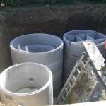 Fognature, Manufatti di raccolta acque